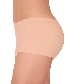 seamless padded panties