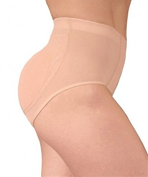 silicone padded panty